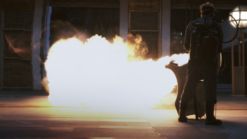Un'immagine del thriller fantascientifico L'ora nera 3D
