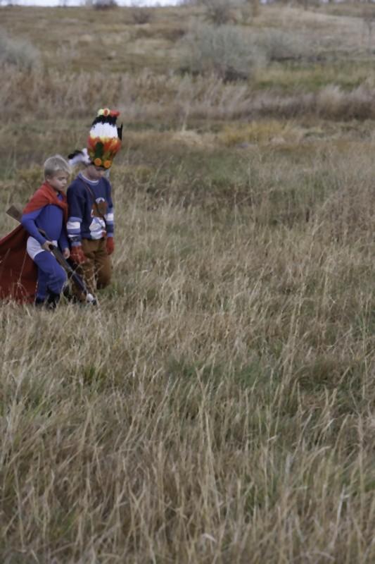 Un'immagine tratta dal film Magic Valley
