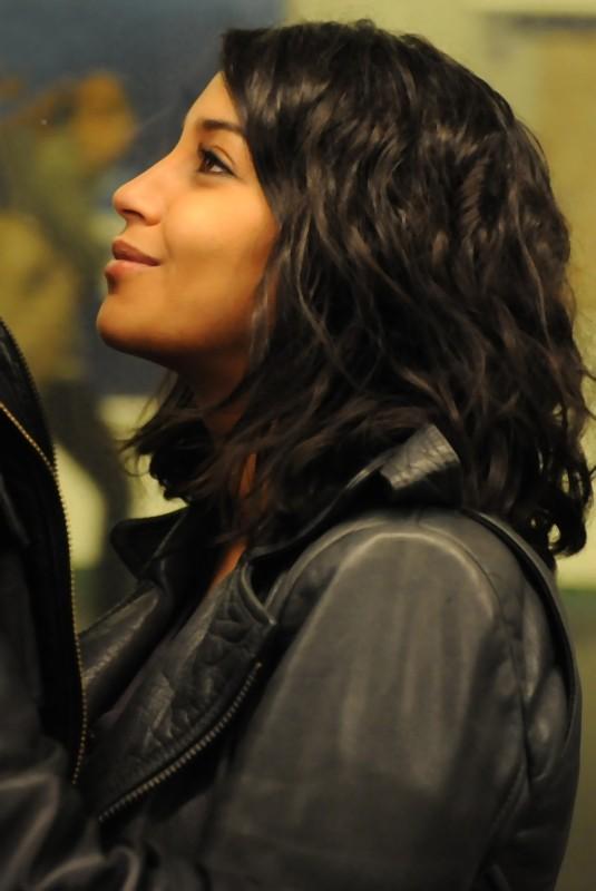Une vie meilleure: Leïla Bekhti è la bellissima Nadia in una scena del film