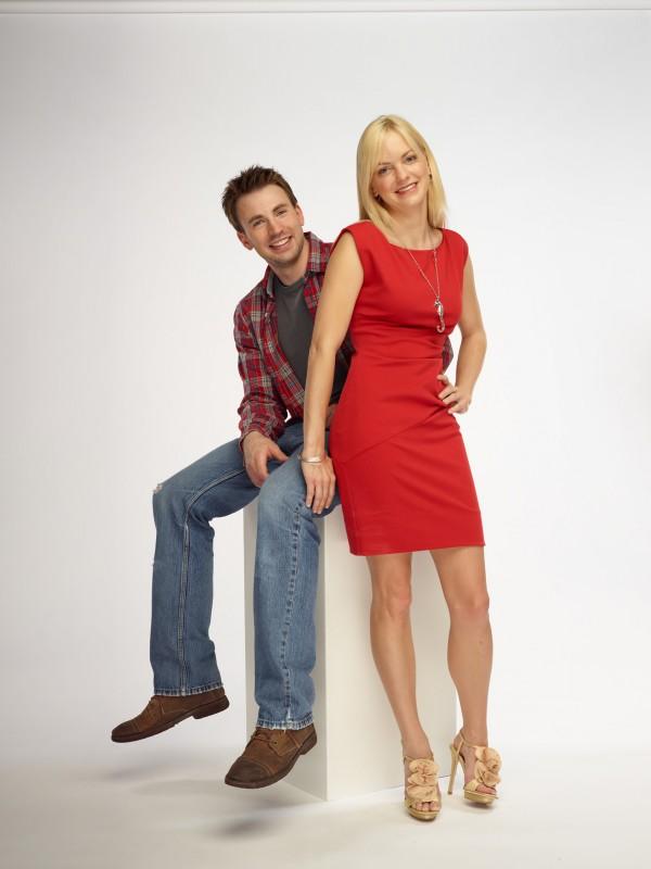 Anna Faris e Chris Evans in una bella foto promozionale di (S)ex List