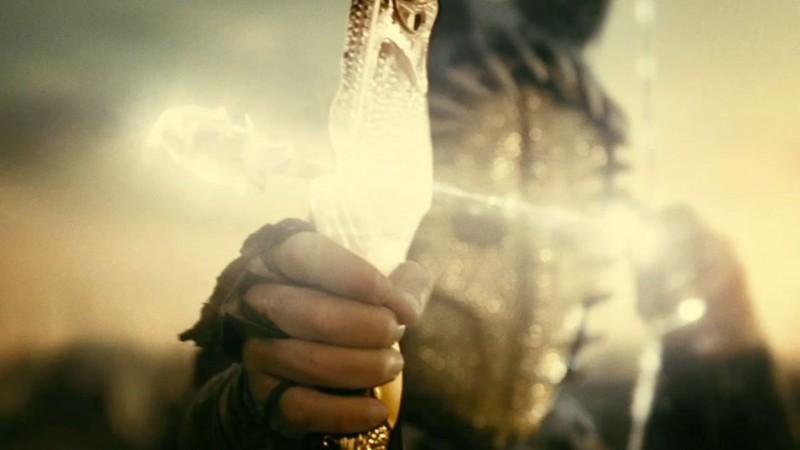 Immortals 3D: una scintillante immagine tratta dal film epico diretto da Tarsem Singh