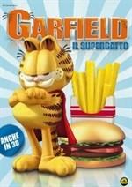 La copertina di Garfield il supergatto (dvd)