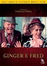 La copertina di Ginger e Fred (dvd)