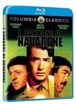 La copertina di I Cannoni di Navarone (blu-ray)