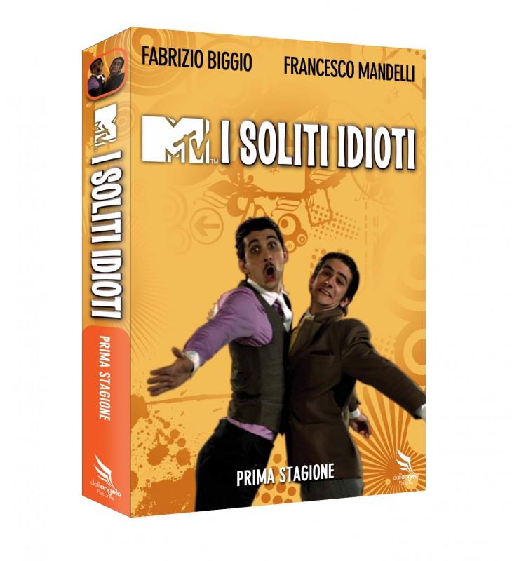 La copertina di I soliti idioti - Stagione 1 (dvd)