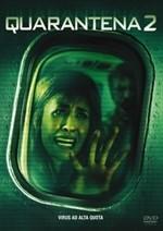 La copertina di Quarantina 2 (dvd)