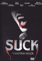La copertina di Suck - Vampires Rock (dvd)