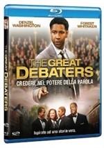 La copertina di The Great Debaters (blu-ray)