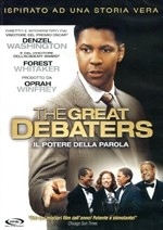 La copertina di The Great Debaters (dvd)