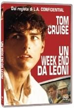 La copertina di Un week-end da leoni (dvd)