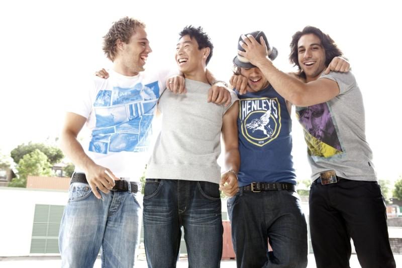 Lincoln Lewis, Chris Pang, Andrew Ryan e Deniz Akdeniz protagonisti di The Tomorrow Series: il domani che verrà
