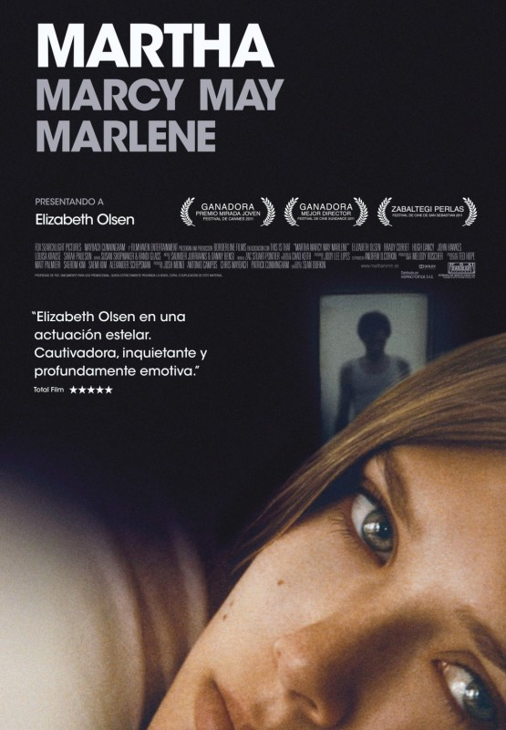 Martha Marcy May Marlene: un bel poster spagnolo