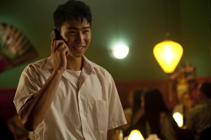 The Tomorrow Series: il domani che verrà, Chris Pang in una scena del film