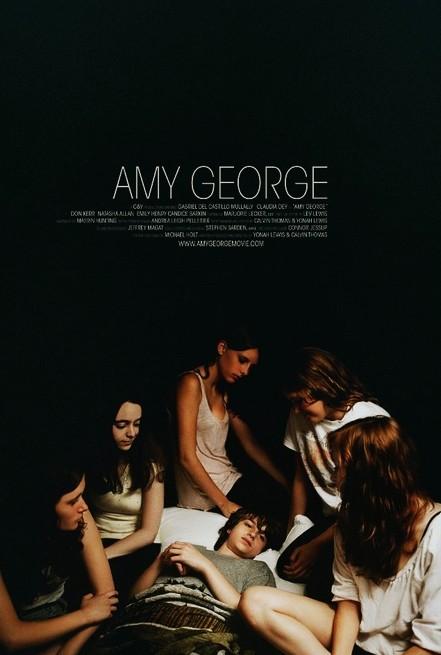 Amy George, la locandina del film