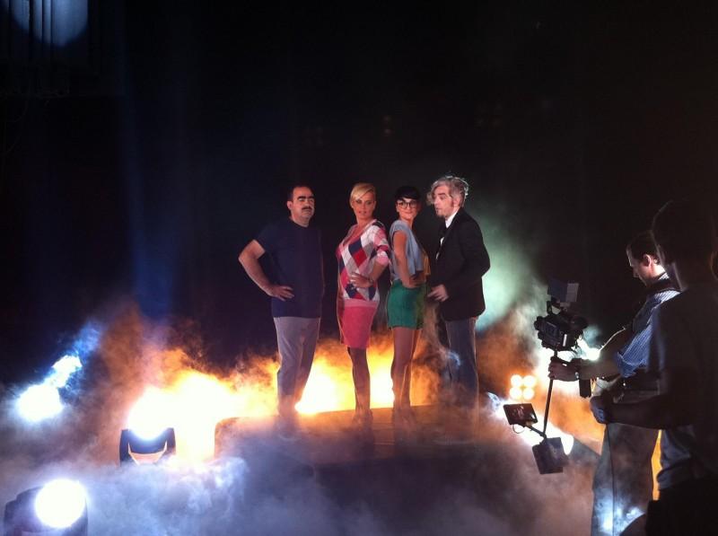 Elio, Simona Ventura, Arisa e Morgan, giudici spietati della nuova edizione di X-Factor