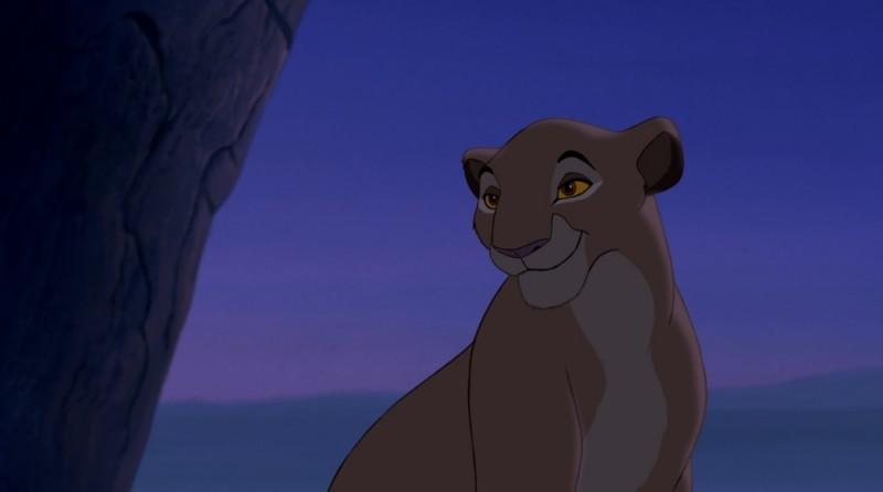 Il re leone 3D: una bella immagine della leonessa Sarabi