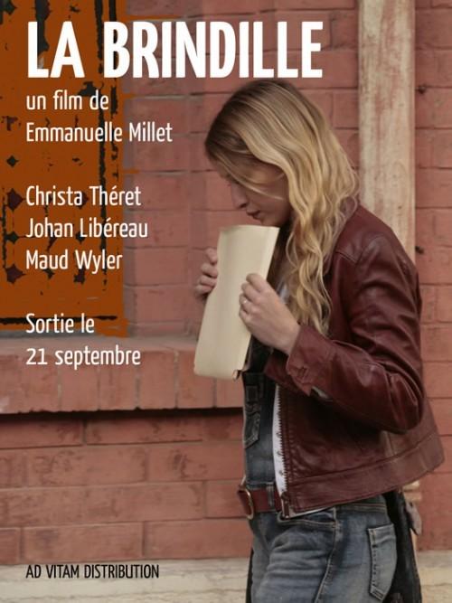 La brindille, un poster del film