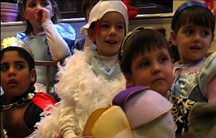 La casa dei bambini, un'immagine tratta dal documentario di Marco Turco