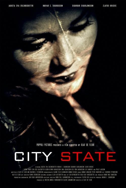 La locandina di City State