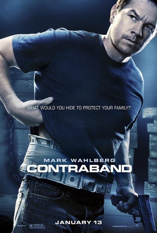 La locandina di Contraband