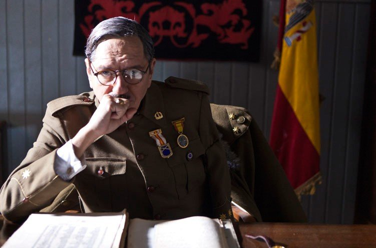 La voz dormida: una scena del dramma spagnolo