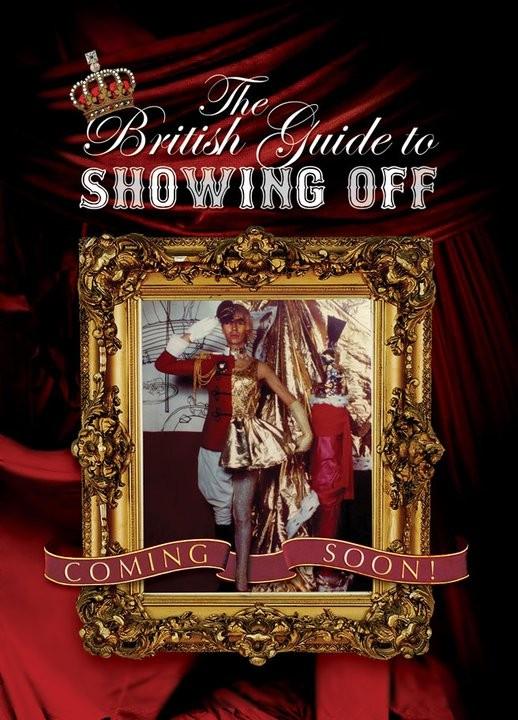 The british guide to showing off, la locandina del film