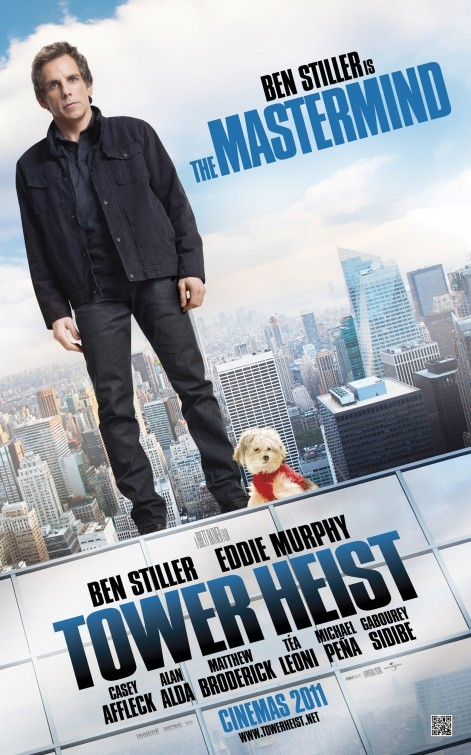Tower Heist: Character Poster per Ben Stiller - The Mastermind