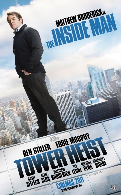 Tower Heist: Character Poster per Matthew Broderick - The Inside Man