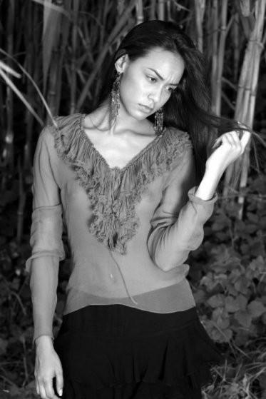Una foto promozionale di Desirèe Noferini