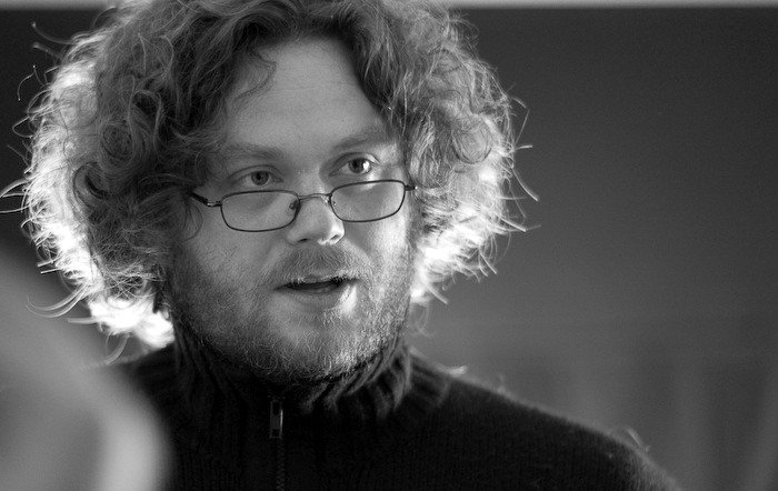 Vincent Lannoo, regista di Little Glory in un'immagine promozionale