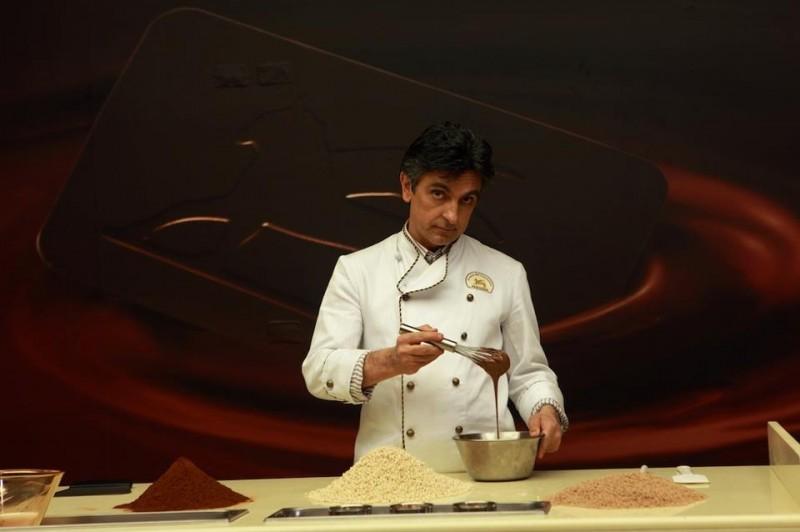 Vincenzo Salemme tra i protagonisti di Lezioni di cioccolato 2