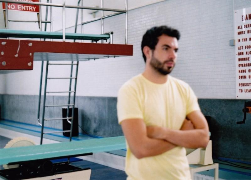 Weekend, Tom Cullen in un'immagine tratta dal film