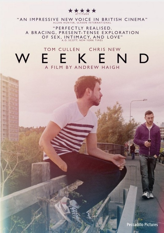 Weekend, un poster del film