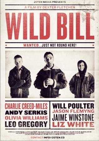 Wild Bill, una locandina del film