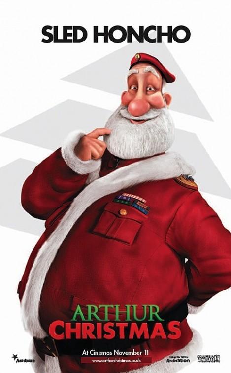 Arthur Christmas: Character Poster 4
