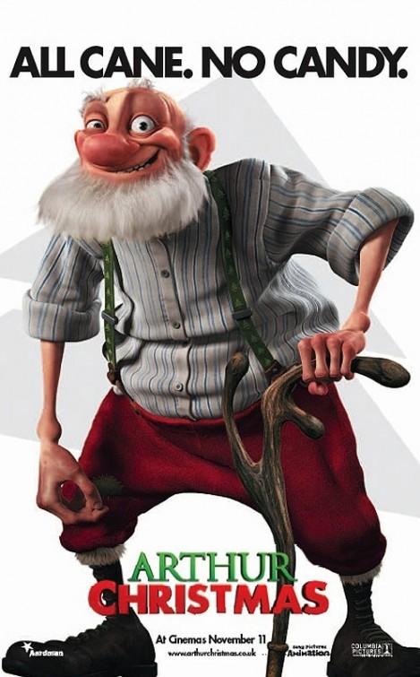 Arthur Christmas: Character Poster 5