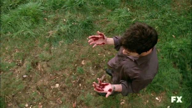 Dylan McDermott in American Horror Story (ep. Murder House, prima stagione)