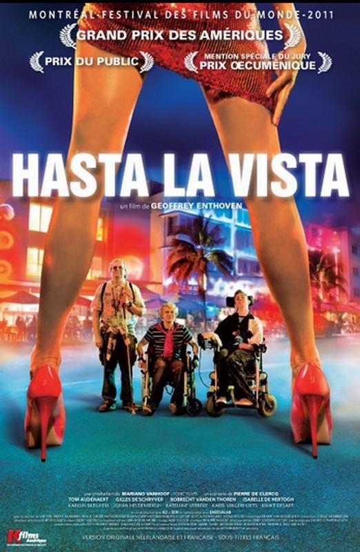 Hasta la vista!, un poster del film