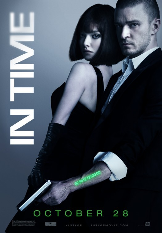 In Time: nuovo poster USA 2
