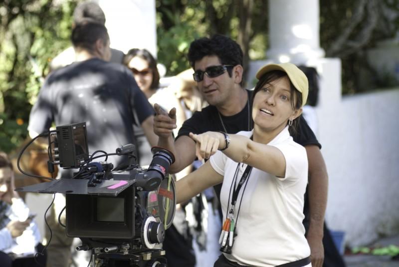 Tania Hermida P., regista del dramma En el nombre de la hija