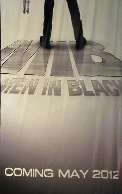 Nuovo teaser poster di Men in Black 3