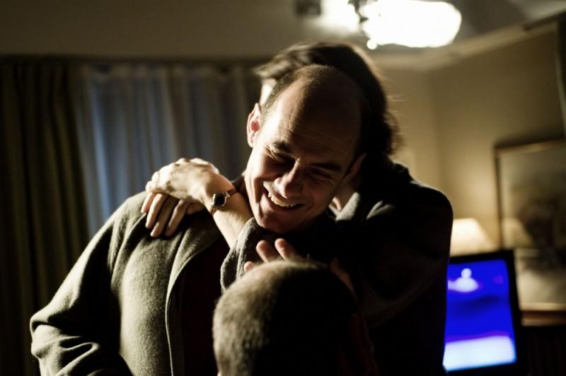 Bernard Campan sorride in una scena di No et moi