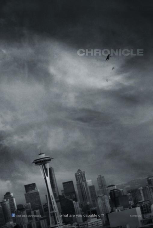 Chronicle: teaser poster