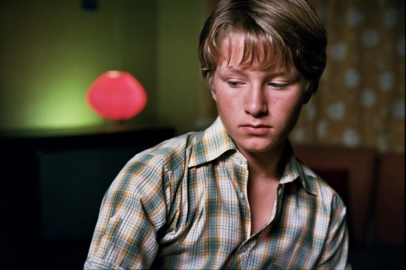 Jelle Florizoone è Pim, protagonista del film Noordzee, Texas