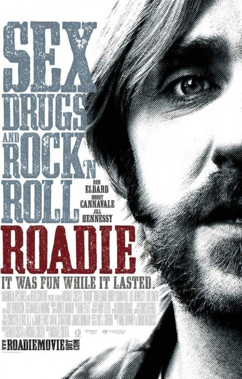 Roadie: la locandina del film