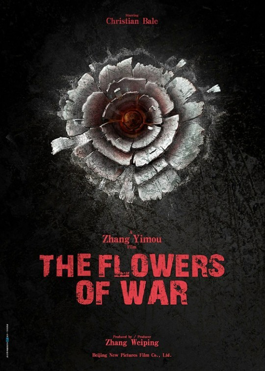 The Flowers of War: teaser poster