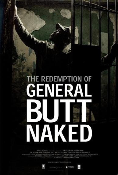 The Redemption of General Butt Naked: la locandina del film