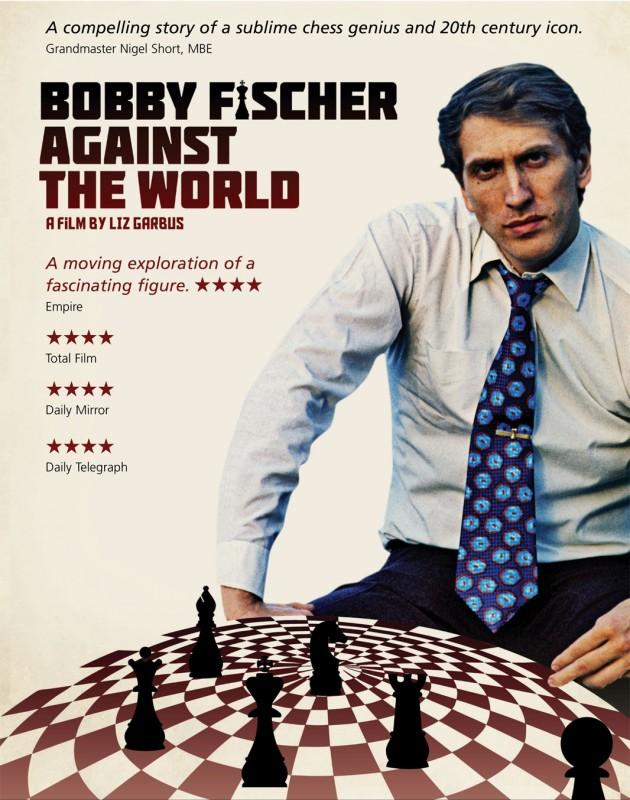 Bobby Fischer against the world: la locandina del film