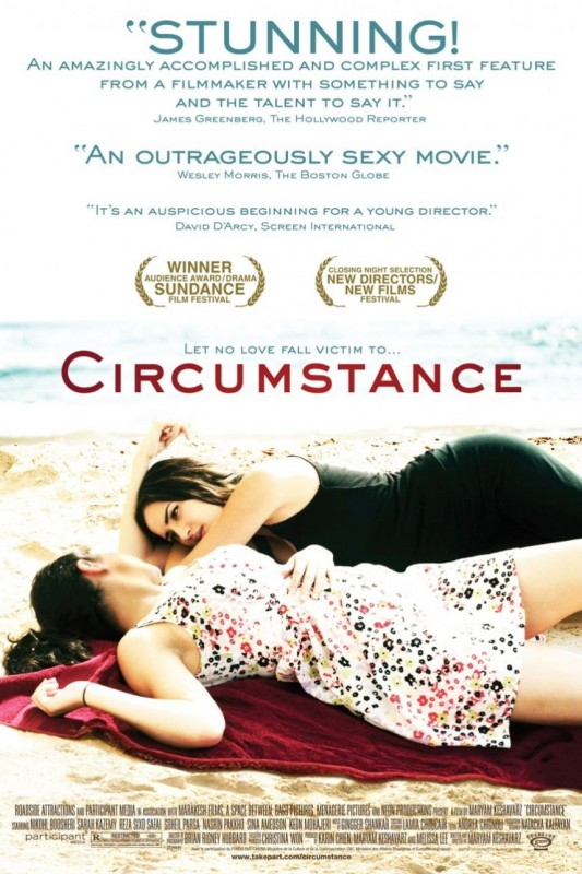 Circumstance: la locandina del film