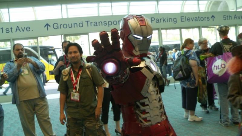 Comic-Con Episode Four: Iron Man al Comic-Con di San Diego